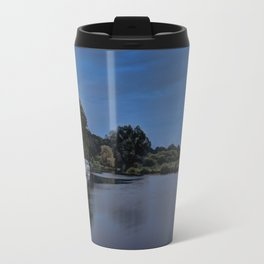 River Bure Coltishall at twilight Travel Mug