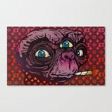 ET Mofo Canvas Print