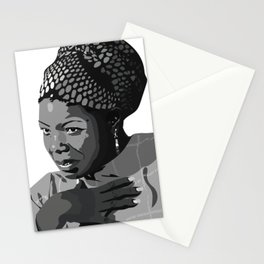 Maya Angelou 2.0 Stationery Cards
