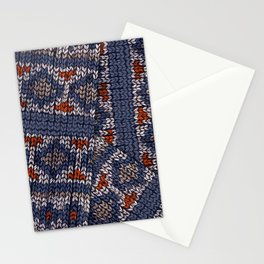 Winter Lovers VI Stationery Cards