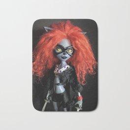 Vigilante Custom Doll Bath Mat