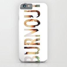burnout iPhone 6s Slim Case