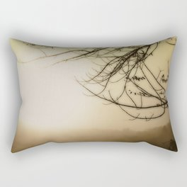 Through the Mists Rectangular Pillow