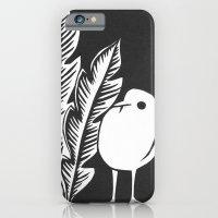 Graphic Bird Slim Case iPhone 6s