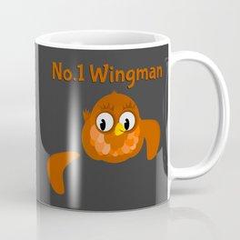 No.1 Wingman | Broken Wing Coffee Mug