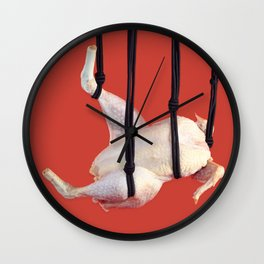 Poulette // Chicky Wall Clock