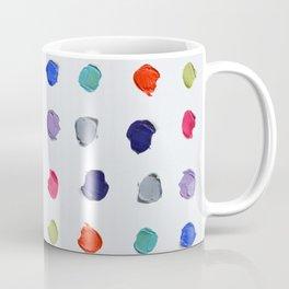 Polka Daubs Coffee Mug