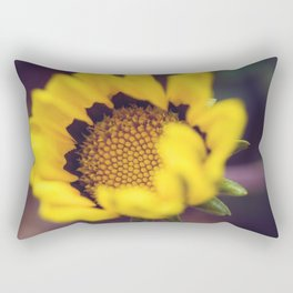 Summer in a sunflower - Floral Photography #Society6 Rectangular Pillow