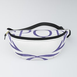 camp jupiter original purple Fanny Pack