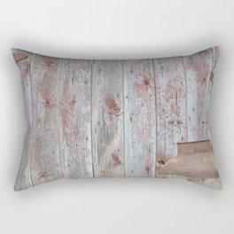 Barn Door Rectangular Pillow
