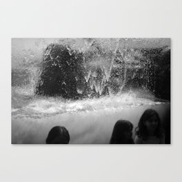 Wave Room 1 Canvas Print