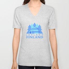 Finland Unisex V-Neck