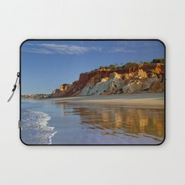 Falesia cliffs in the early morning Laptop Sleeve