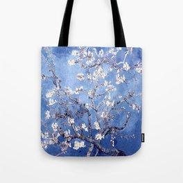 Vincent Van Gogh Almond BlossomS Blue Tote Bag
