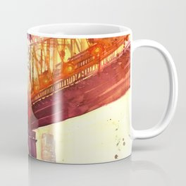 Queensboro Bridge Coffee Mug