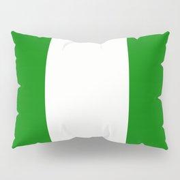 Flag of Nigeria Pillow Sham