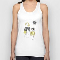 shopping Tank Tops featuring shopping by Josephine Walz