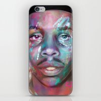 supreme iPhone & iPod Skins featuring true supreme by Matthew Asbury