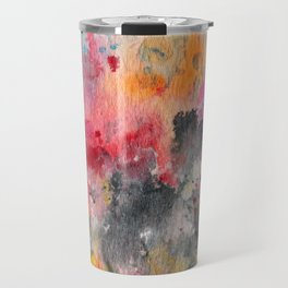 Abstract No. 595 Travel Mug