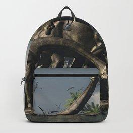Brachiosaurios Backpack