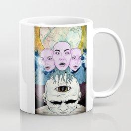 Behind the Shadow Coffee Mug
