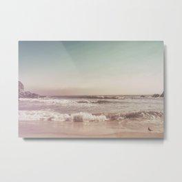 Pfeiffer Beach II Metal Print
