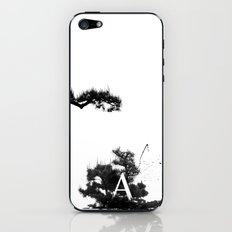 hisomu A. iPhone & iPod Skin