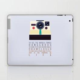purpose of life Laptop & iPad Skin