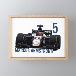 4 MARCUS ARMSTRONG Framed Mini Art Print