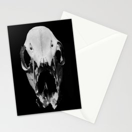 North of Seven Stationery Cards