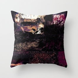 Encounters 32l by Kathy Morton Stanion Throw Pillow