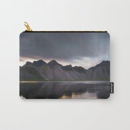 Dawn Of Vestrahorn Carry-All Pouch