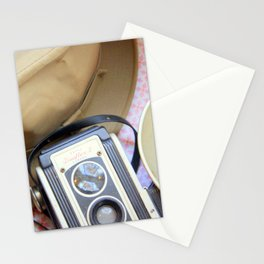 All He Left Behind Stationery Cards