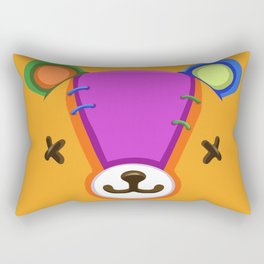 Animal Crossing Stitches the Cub Rectangular Pillow