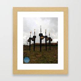High Kings Framed Art Print
