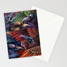 One of the Gang Stationery Cards