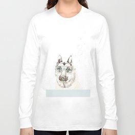 Diver Dog Long Sleeve T-shirt