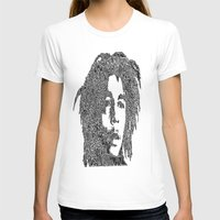 marley T-shirts featuring Marley by Travis Poston