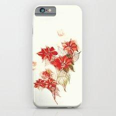 Poinsettia  iPhone 6s Slim Case