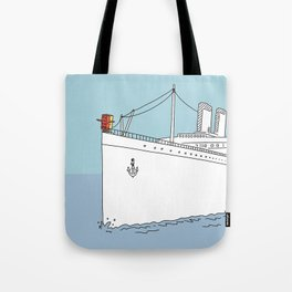 I'll Never Let Go (The Movie) Tote Bag