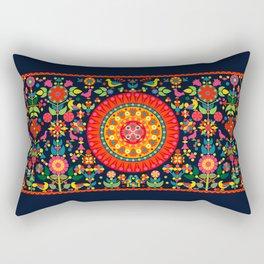 Wayuu Tapestry - I Rectangular Pillow