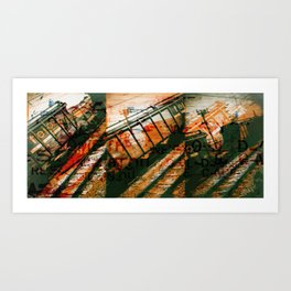 look 03 27 Art Print