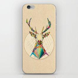 Illustrated Antelope iPhone Skin