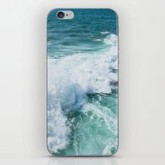 The Wave. iPhone Skin