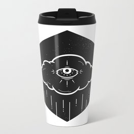 Eye Drops Metal Travel Mug