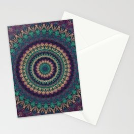 Mandala 580 Stationery Cards