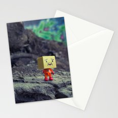 i like it here Stationery Cards