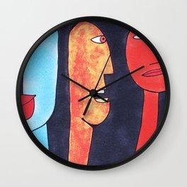 - threesome #2 - Wall Clock