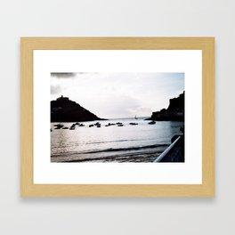 Spain 2 Framed Art Print