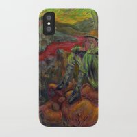 nietzsche iPhone & iPod Cases featuring and again and again nietzsche by hankhenry